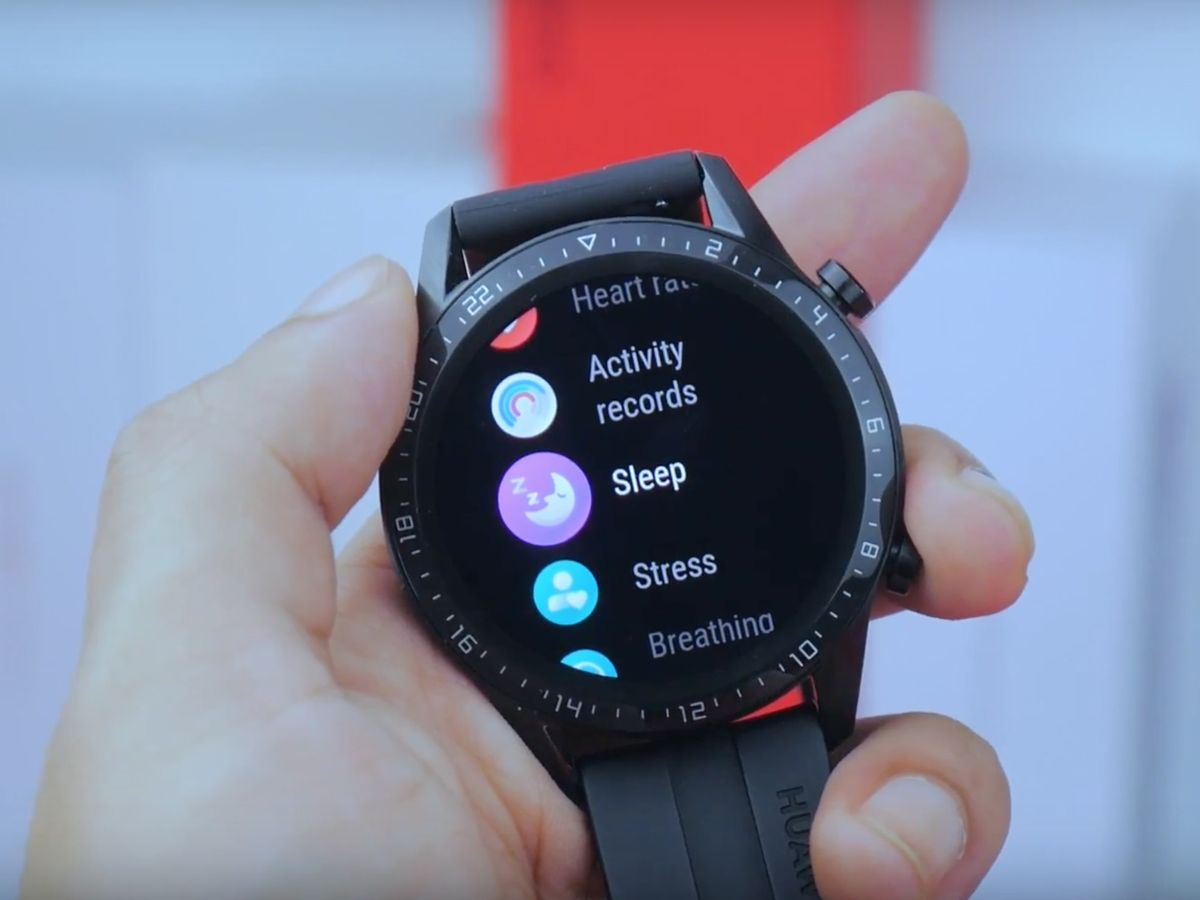 Huawei Watch GT2 Sleep