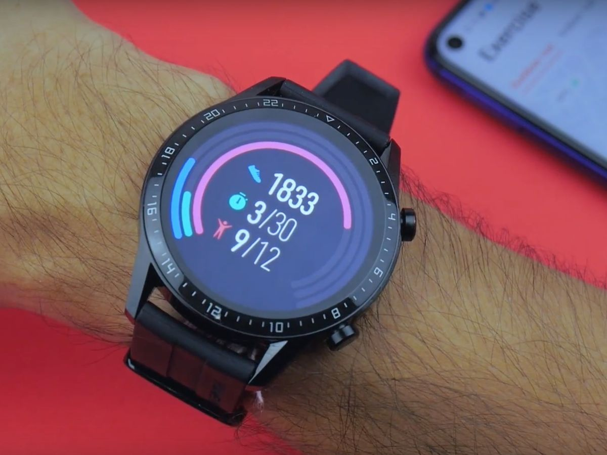 Huawei Watch GT2 Sports Mode