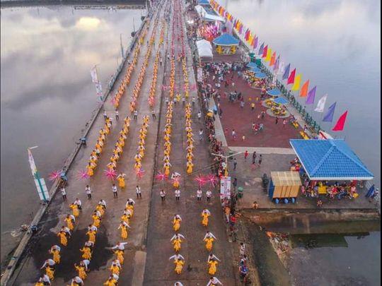 Pantomina Pier Philippines