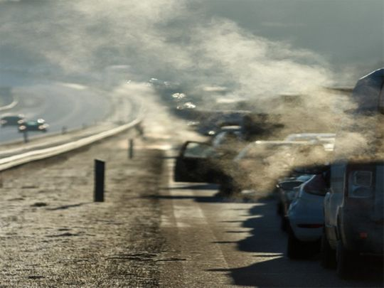 Traffic exhaust found to increase risk of stroke