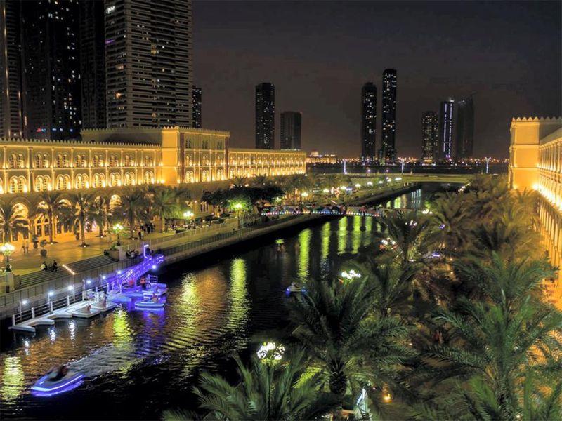 Sharjah is a UNESCO-designated creative city of culture