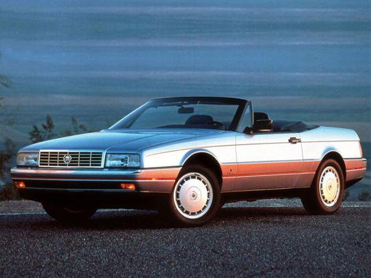 auto EightiesCadillac