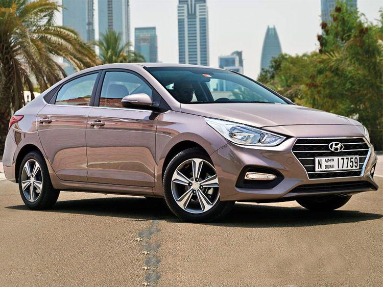 auto HyundaiAccent