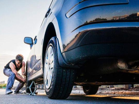 auto tyreReplacement