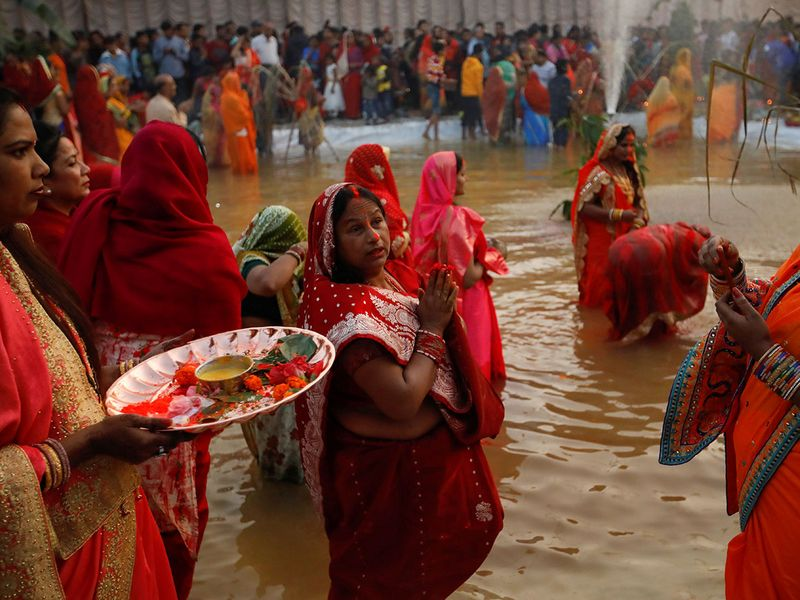 2019-11-02T123049Z_811402664_RC1FA20E06D0_RTRMADP_3_RELIGION-CHHATH-(Read-Only)
