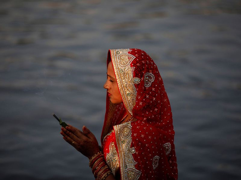 2019-11-02T123108Z_1786085989_RC1BA0673DF0_RTRMADP_3_RELIGION-CHHATH-(Read-Only)