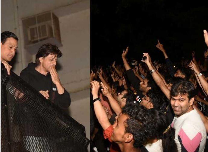 It's SRK's birthday