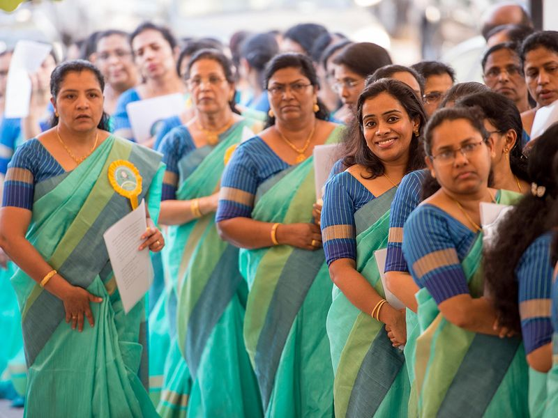 Women's wing