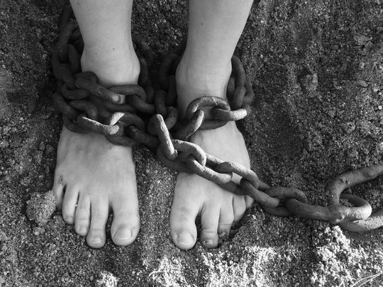 chains kidnap generic
