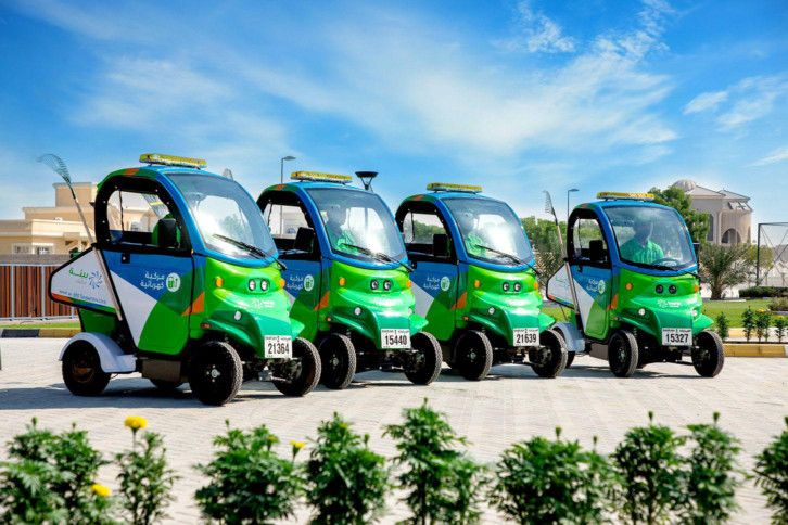 NAT New Electric Mobile Waste Collection Units-1572776916125