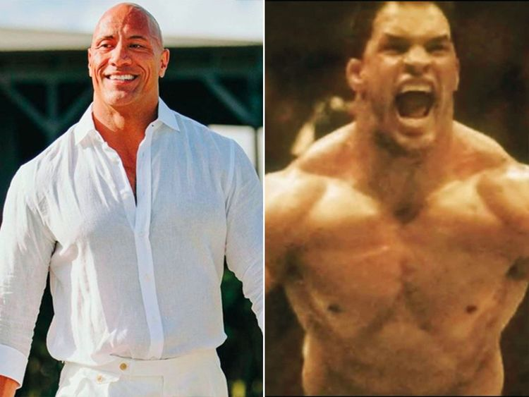 Dwayne Johnson To Make Film On Mma Fighter Mark Kerr