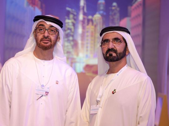 A brand new UAE emerges on global stage