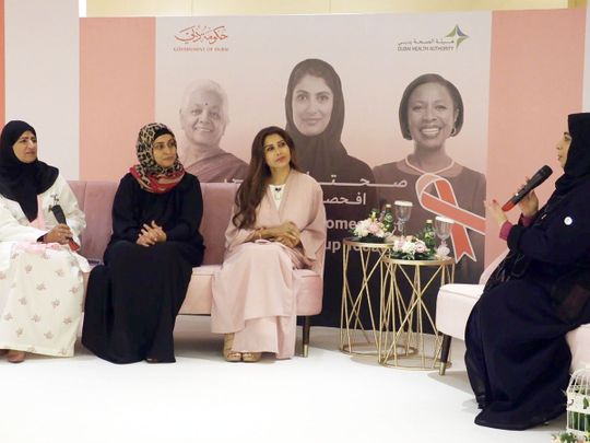 Dubai Health Authority Hope Campaign