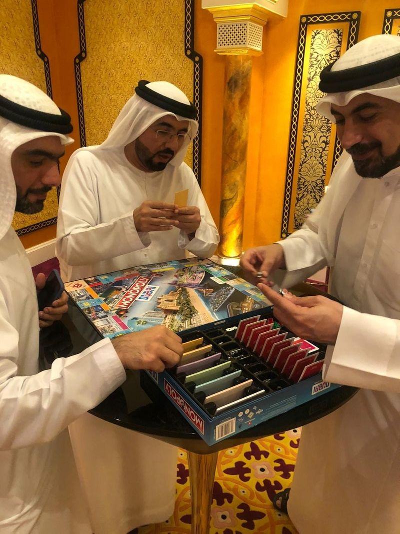 Dubai Monopoly launch