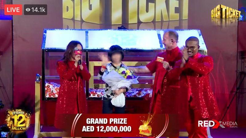 Filipina winner