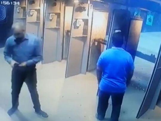 Sharjah shooting club video