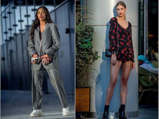 Fashion Forward Dubai 2019: Street style