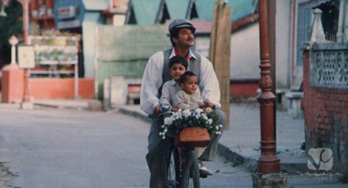 Anil Kapoor in 1942 A Love Story (1994)-1572940603678