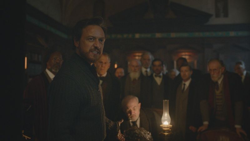 James McAvoy in His Dark Materials (2019)-1572937968472