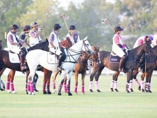 The UAE's Royal Polo Club all set to celebrate 25 glorious years