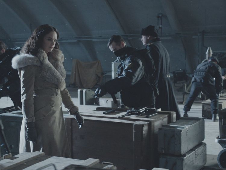 Ruth Wilson in His Dark Materials (2019)-1572937970479
