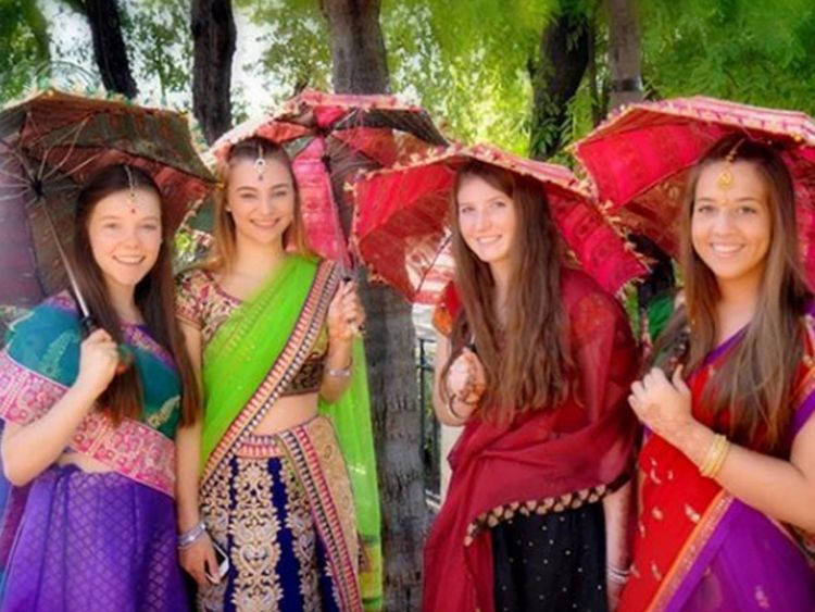Westerners are flocking to India for big fat weddings