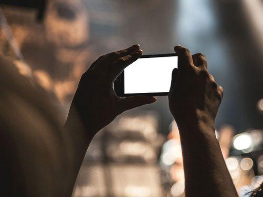 smartphone camera generic