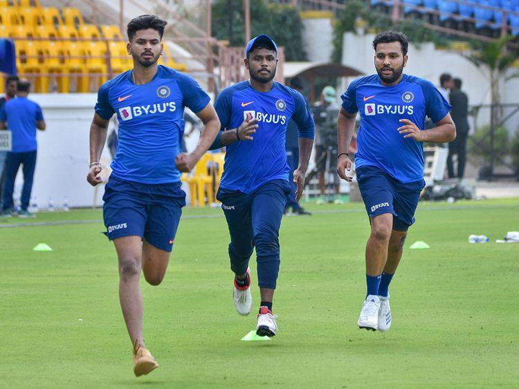 Indian cricket team captain Rohit Sharma