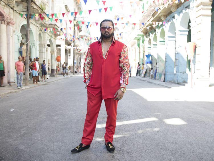 Yo Yo Honey Singh-1573039988768