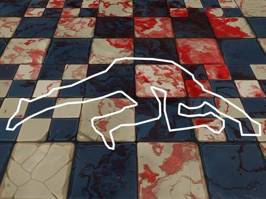 murder, crime scene