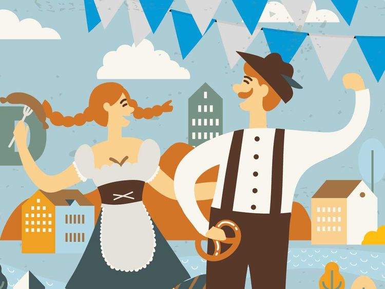 German expats safeguard their culture and traditions