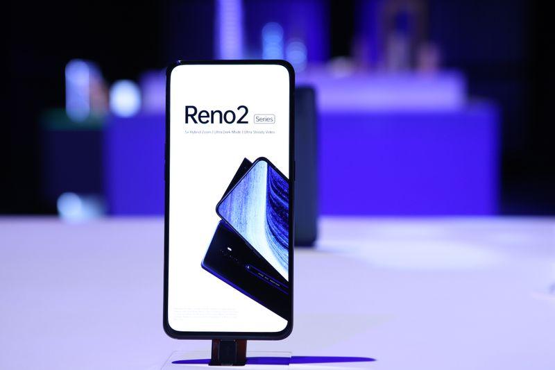 Oppo Reno2 Front