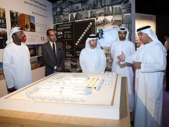 The Department of Culture and Tourism - Abu Dhabi showcases Abu Dhabi's cultural agenda