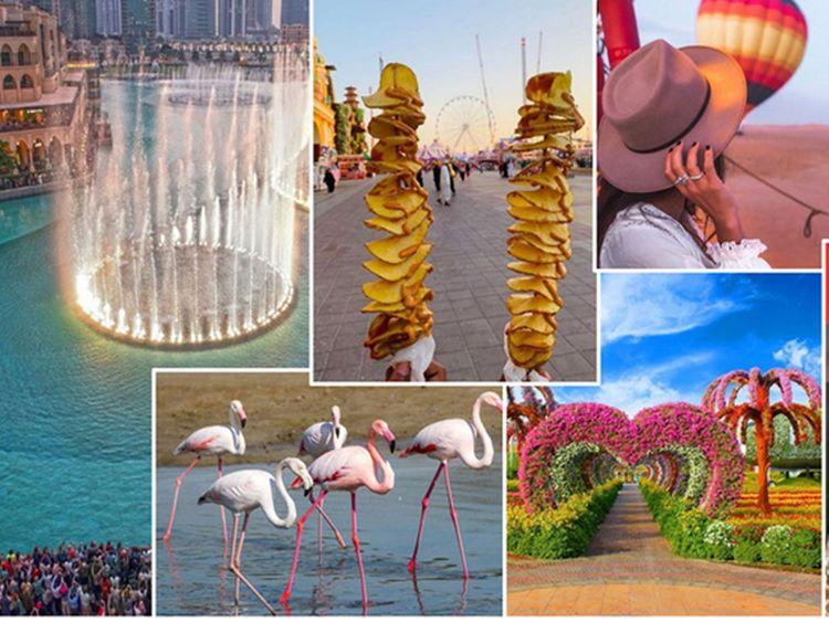The perfect 3 days in Dubai