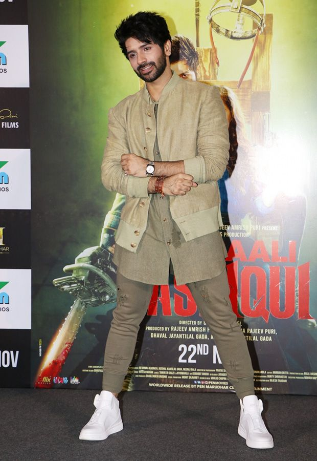Yeh Saali Aashiqui trailer launch