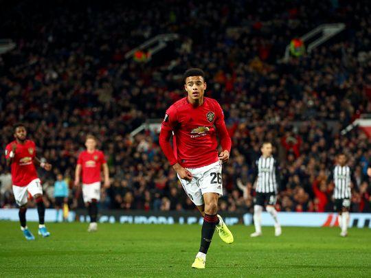 Europa League: Manchester United ease into last 32, Celtic down Lazio to progress