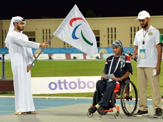 Clifford opens Dubai 2019 World Para Athletics Championships with a world record