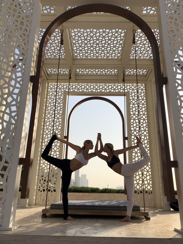 DRIFT's new morning yoga class is in partnership with Shimis Yoga-1573307613011