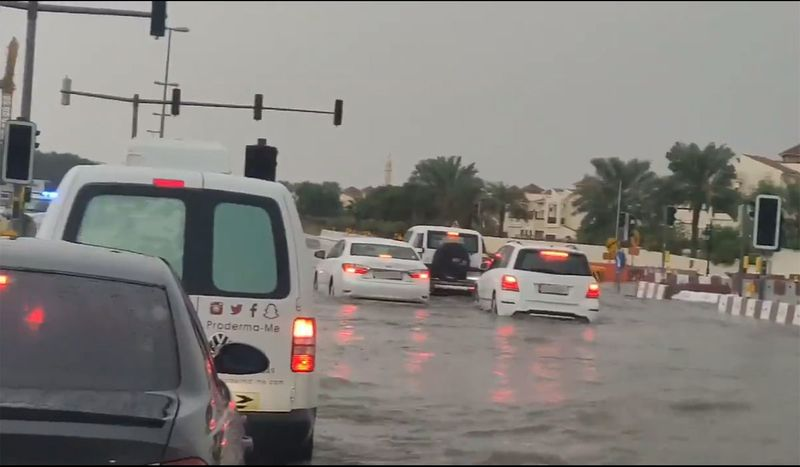 Rain Dubai Mirdiff