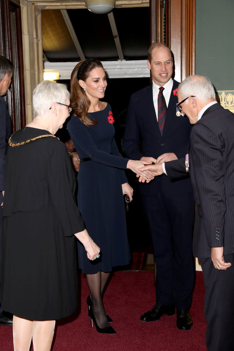 UK's Sussexes, Cambridges to reunite at Remembrance event