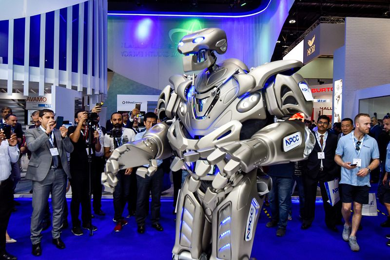 'Titan the Robot'
