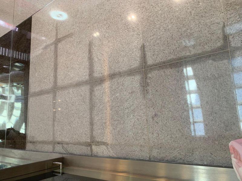 Dubai Mall Rain