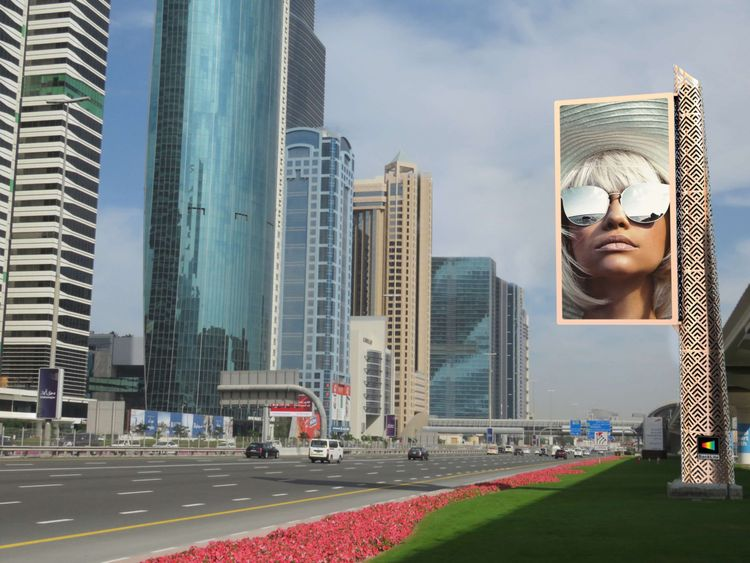 NAT Billboard Dubai 2-1573461668422