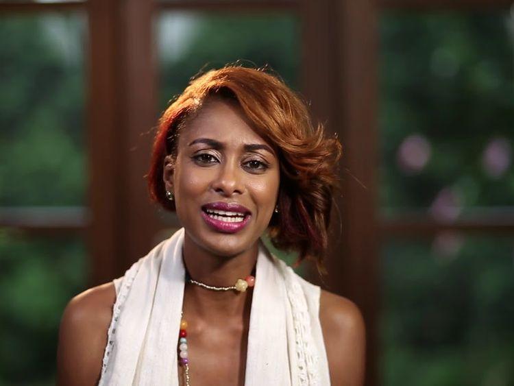TAB  Ethiopian singer Betty G-1573458540351