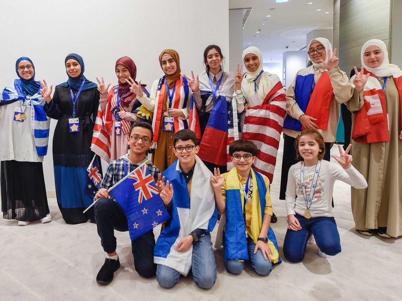 Arab Reading Challenge inspires students from foreign countries to preserve Arabic language
