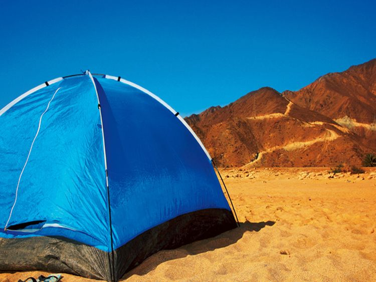 Camping In The Uae 8 Beautiful Places To Spend The Night Going