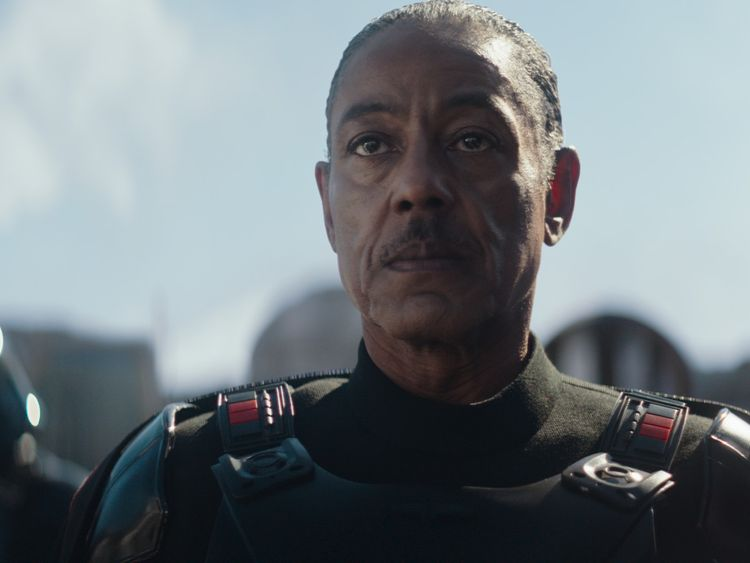 Giancarlo Esposito is Mof Gideon in the Disney+ series THE MANDALORIAN.-1573539449959