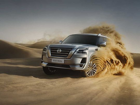 Nissan Patrol for web