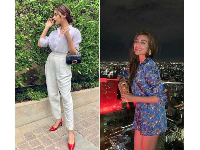 Pakistani fashionistas