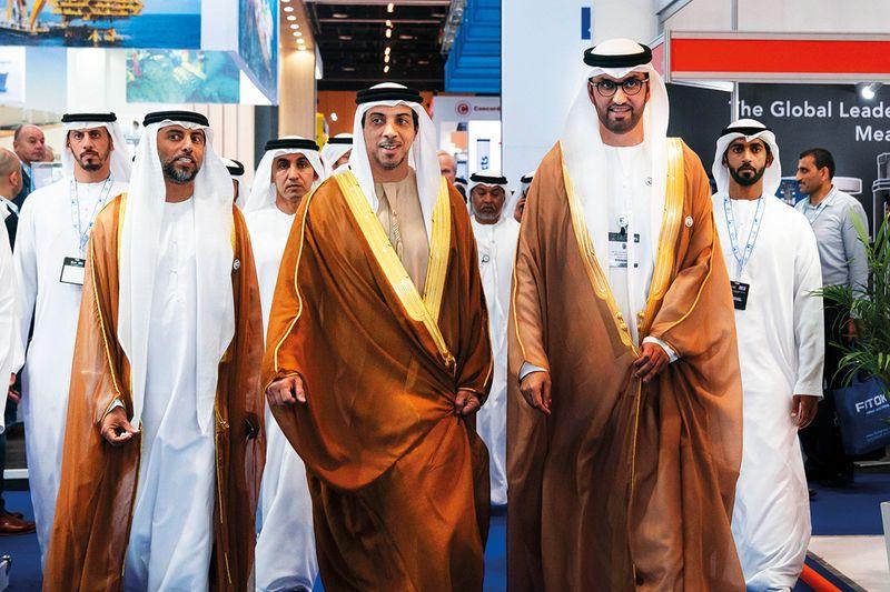 Shaikh Mansour Bin Zayed Al Nahyan